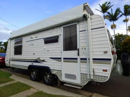 Paramount Poptop Caravan Maroochydore Maroochydore Area Preview