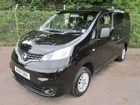 Nissan NV200 1.5 Acenta DCi Turbo Diesel 7 Seater (black) 2014