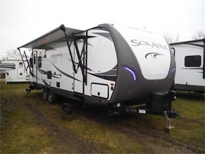 2017 Solaire 280RLSS Luxury Ultra Lite Travel Trailer w slide