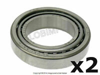For BMW 81-00 Seal Differential Output Flange x2 OEM 44x67x10//15.5mm e30 e36