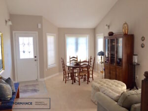 ....2 Bedroom + Loft and 2.5 Bath Townhouse in Peterborough