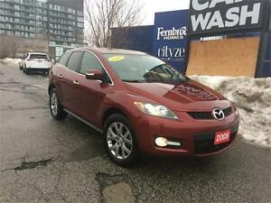 2009 Mazda CX-7 GT, navigation camera, AWD, leather, NO ACCIDENT