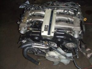 JDM NISSAN 300ZX VG30DE NON TURBO MOTOR COMPLETE ENGINE ONLY