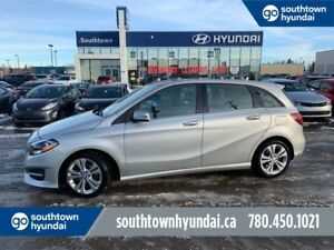 2017 Mercedes-Benz B-Class 4MATIC/LEATHER/PANO ROOF/BACKUP CAM