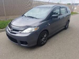 2007 Mazda Mazda5 GS ***ONLY 139040km***1 YEAR FREE WARRANTY