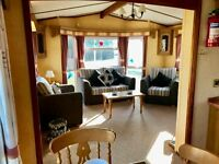 HUGE SALE NOW ON!! ACT NOW! Caravan for sale including site fees near Great Yarmouth, Norfolk.