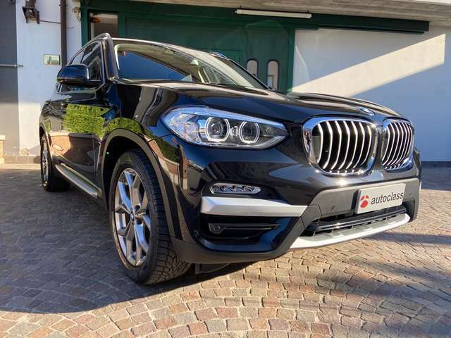 BMW X3 xDrive20d xLine-LED-SAFETY PACK-NAZIONALE-FULL!