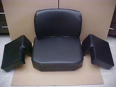 New Seat For John Deere 350-450-550 Crawler Dozer Deluxe Set With Extra Padding