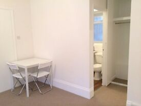 A Spacious Studio Flat to Rent Just 10 Minutes Walk to Bounds Green Underground Station N13