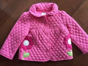 Spring Jacket for Girl Size 2T-3T from Gymboree