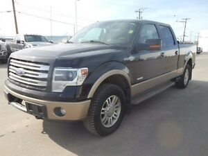 2013 Ford F-150 King Ranch 4x4 SuperCrew Cab 6.5 ft. box 157 in.