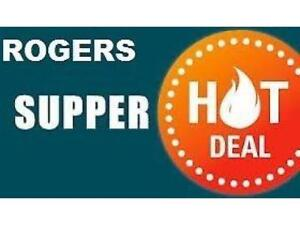 unlimited ROGERS INTERNET, CABLE TV, DIGITAL HOME ALARM
