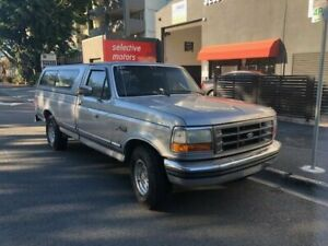 1994 Ford F Series F150 XLT Silver 4 Speed Automatic Utility Kedron Brisbane North East Preview