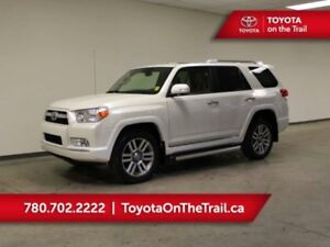 2013 Toyota 4Runner LIMITED; SUNROOF, LEATHER, NAV, HEATED SEATS