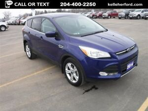 2014 Ford Escape SE AWD 1.6L ECOBOOST