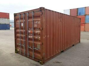 USED Shipping Containers - BUY DIRECT - 604.401.1276