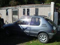 Classic Peugeot 205 STDT (GTi)