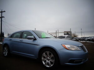 2013 CHRYSLER 200 TOURING-HEATED SEATS-REMOTE STARTER-ONE OWNER