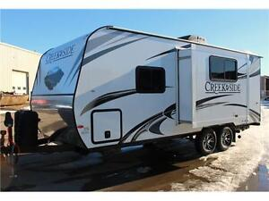 2016 Creek Side 21RBS **Identical to a 2017 Model w/2016 Price**