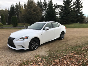 2014 Lexus IS 350 FSport exeutive package Sedan