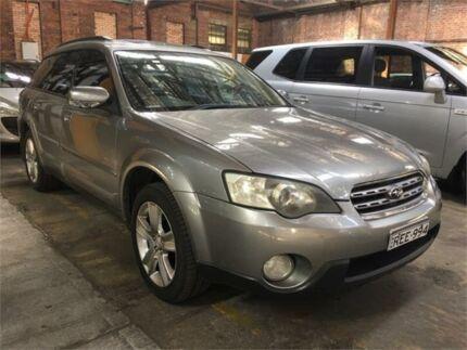 2005 Subaru Outback B4A Premium Pack Grey Sports Automatic Wagon