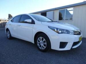 2016 Toyota Corolla ASCENT Automatic Sedan Bowral Bowral Area Preview