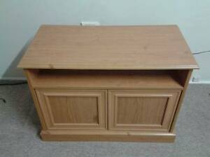 TV Unit/Stand Wood $10 Albion Brisbane North East Preview