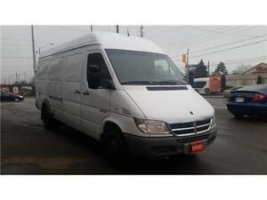 2006 Dodge Sprinter Diesel Dually High Roof Accident Free.