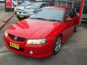 2005 Holden Commodore VZ SV6 5 Speed Auto Active Select Sedan Liverpool Liverpool Area Preview