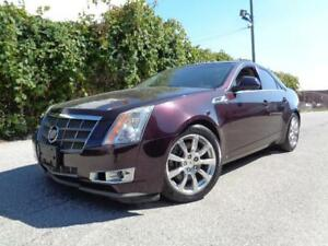 2008 Cadillac CTS---AWD---CARPROOF CLEAN---$7979---