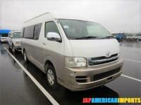 FRESH IMPORT 2008 TOYOTA HIACE HIGH ROOF 2.7 AUTOMATIC 10 SEATER TWO TONE