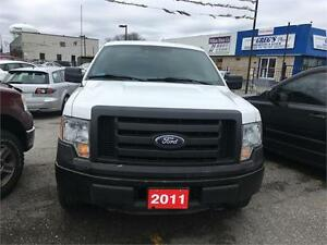 2011 Ford F-150 XL Special Price $8499, 4x4 , price included saf