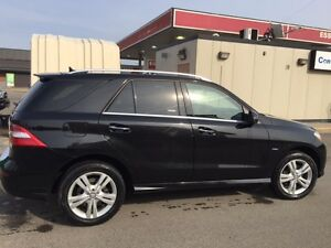 2012 Mercedes-Benz M-Class SUV, Crossover ML350 BlueTEC