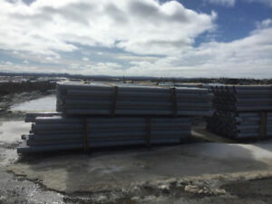 """4"""" PVC Perforated Pipe"""