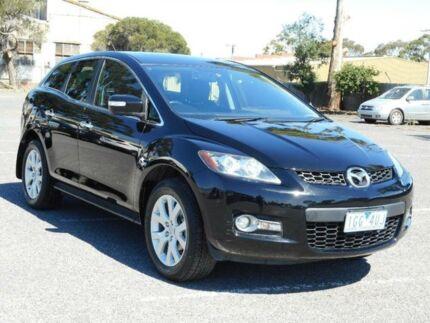 2007 Mazda CX-7 ER Luxury (4x4) Black 6 Speed Auto Activematic Wagon Maidstone Maribyrnong Area Preview
