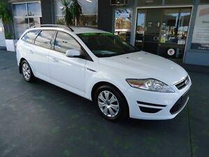 2011 Ford Mondeo MC LX Tdci White 6 Speed Auto Dual Clutch Wagon Hamilton Newcastle Area Preview