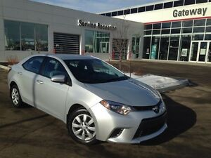 2015 Toyota Corolla LE Back up Cam, Heated Seats, Bluetooth