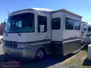 May 24 Special!! 2003 Workhorse/Chev Motorhome