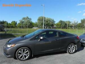 2012 Honda Civic Cpe Si, Navigation, Bluetooth