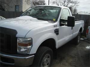 2008 Ford F-250 XL 4X4 8 FT BOX CERTIFIED PRICE