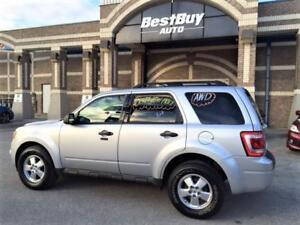 2012 Ford Escape XLT_4WD/LOADED/WARRANTY INCLUDED