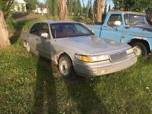1992 Mercury Grand Marquis Sedan