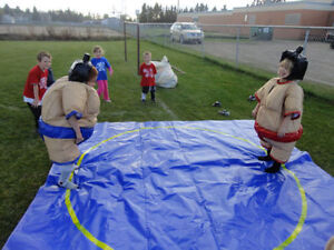 Company party fun! - Mechanical Bull and party rentals Strathcona County Edmonton Area image 5