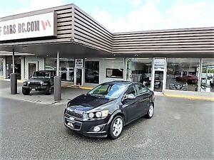 2015 Chevrolet Sonic LT 1.4L Turbo