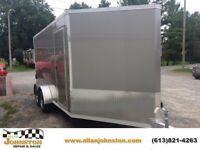 EZ Hauler EZES 7x14-IF Enclosed Snow Ottawa Ottawa / Gatineau Area Preview