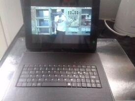 "4x 10"" tablet with keyboard"