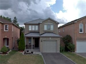 HEART OF MAPLE/VAUGHAN - Beautiful House for Rent !!!