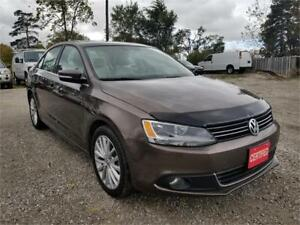 2012 Volkswagen Jetta TDI Highline Accident Free Fully Certified