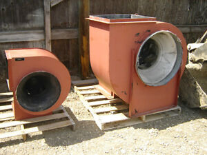 USED Commercial Make Up Air Units / Fans For Sale