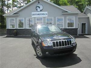 2008 Jeep Grand Cherokee Limited only 115 B/W taxes in OAC
